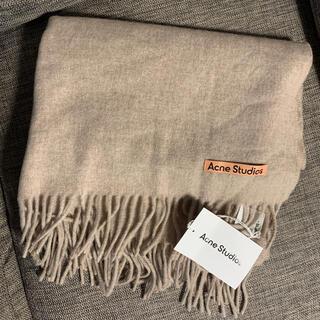 アクネ(ACNE)の【ACNE】Canada Wool Scarf 200x70cm Beige◇(ストール/パシュミナ)