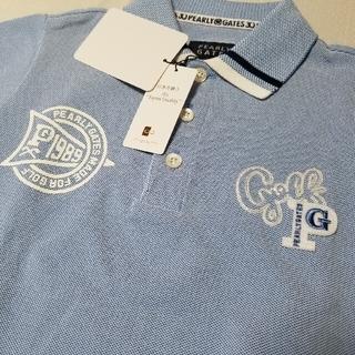 パーリーゲイツ(PEARLY GATES)のパーリーゲイツキッズ ポロシャツ120~130(Tシャツ/カットソー)