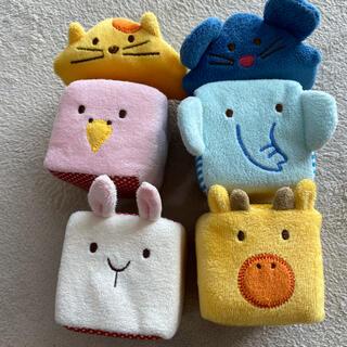 BorneLund - 美品 エドインター ベビーおもちゃ 積み木 フワフワ