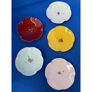 ニッコー(NIKKO)の【限定】NIKKO ニッコー 金沢コレクション 100周年 小皿 5枚 プレート(食器)