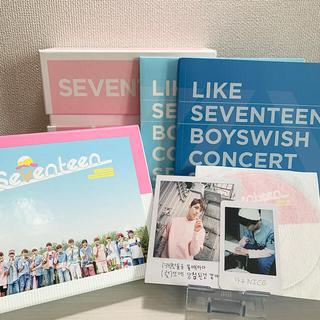 セブンティーン(SEVENTEEN)のSEVENTEEN  SPECIAL EDITION loveletterリパケ(K-POP/アジア)