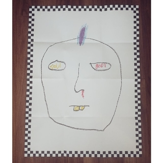 iKON - iKON BOBBY✩Lucky Man イラストポスター 2枚セット