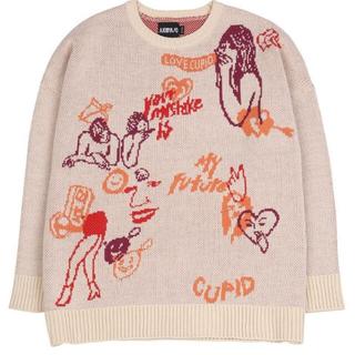 Jieda - AJOBYAJOオーバーサイズセーター