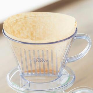 カリタ(CARITA)のkalita カリタ コーヒードリッパー フィルター付き(コーヒーメーカー)