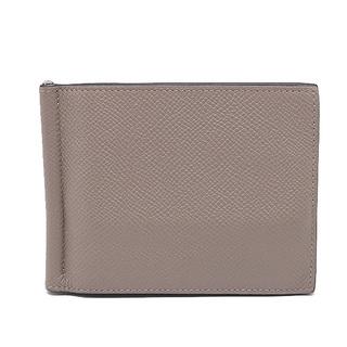 Hermes - エルメス  二つ折り財布  ポーカーGM   C刻印 グレー