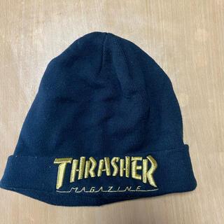 THRASHER - THRASHER スラッシャー ニット帽 ビーニー