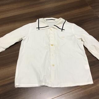 YUKI TORII INTERNATIONAL - ユキトリイ 制服 ブラウス 長袖 120cm