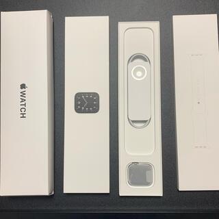Apple - 最新 Apple Watch SE 40mm アップルウォッチ保証付き