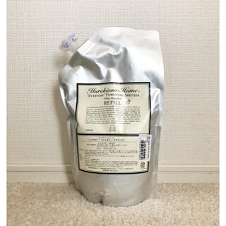 アクタス(ACTUS)のマーチソンヒューム 家具・ソファ用洗剤 レフィル 700ml オーガニック (日用品/生活雑貨)