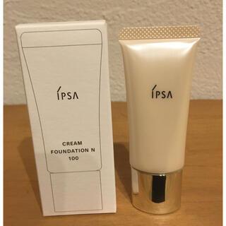 イプサ(IPSA)のイプサ クリームファウンディション N(ファンデーション)