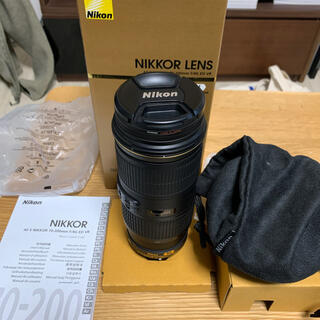 Nikon -  AF-S NIKKOR 70-200mm f4 ed vr 最終値下げ。