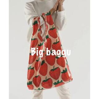 エディットフォールル(EDIT.FOR LULU)の【新品未使用】BAGGU バグー Big ストロベリー(エコバッグ)
