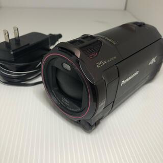 Panasonic - Panasonic HC-WX990M デジタル4Kビデオ