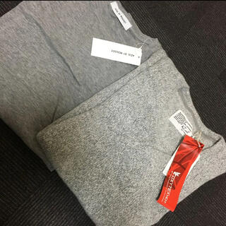 アズールバイマウジー(AZUL by moussy)の新品 AZULbymoussy  Tシャツ&ニット set(ニット/セーター)