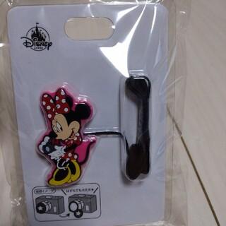 ディズニー(Disney)のレンズキャップ落下防止シール ミニーマウス(その他)