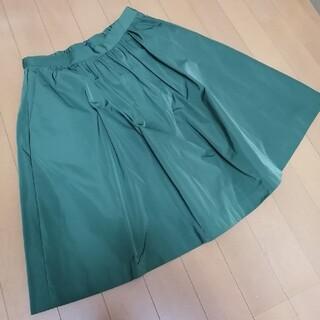 ボンメルスリー(Bon merceie)のスカート 若草 ワールド ボンメルシー(ひざ丈スカート)
