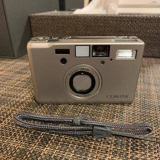 キョウセラ(京セラ)のコンタックスT3 CONTAX T3 美品(フィルムカメラ)