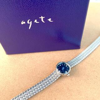 アガット(agete)のフィレンツェ様専用agete 腕時計 完売 大人気 シルバー(腕時計)
