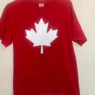 EhチームカナダTシャツ面白いカナダシャツ