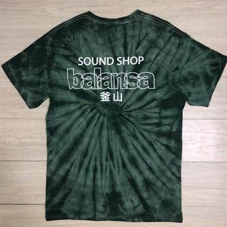 soundshop balansa 釜山 Tシャツ  バランサ 希少(Tシャツ/カットソー(半袖/袖なし))