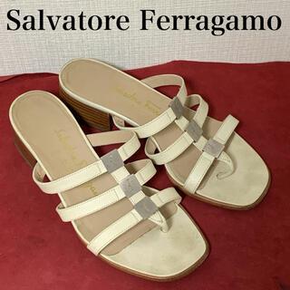 サルヴァトーレフェラガモ(Salvatore Ferragamo)のサルヴァトーレ フェラガモ Ferragamo  サンダル(サンダル)