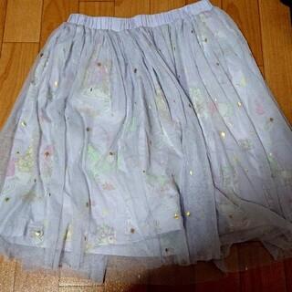 ディズニー(Disney)のラプンツェル スカート(ひざ丈スカート)