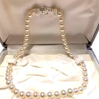 pearl - 美品♡   パールネックレス8〜8.5mm珠