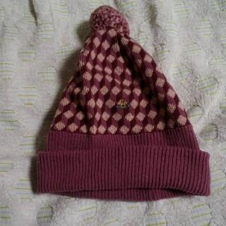 ヴィヴィアンウエストウッド(Vivienne Westwood)のヴィヴィアン ニット帽(ニット帽/ビーニー)