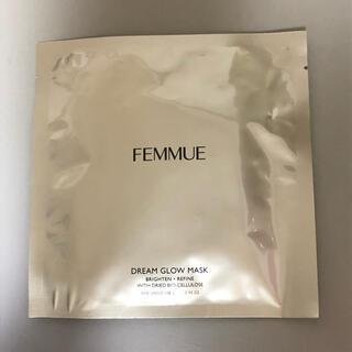コスメキッチン(Cosme Kitchen)のFEMMUE ドリームグロウマスク BR(パック/フェイスマスク)