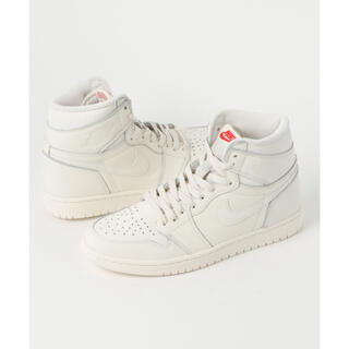 ナイキ(NIKE)のAir Jordan1 Retro High OG sail(スニーカー)