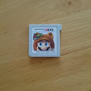 ニンテンドー3DS(ニンテンドー3DS)のマリオ3Dランド(携帯用ゲームソフト)