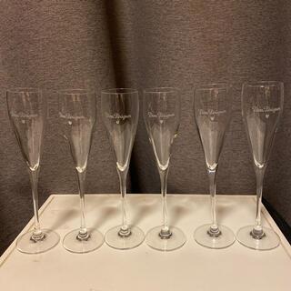 ドンペリニヨン(Dom Pérignon)のドンペリニヨン シャンパングラス 6脚セット 新品未使用品(グラス/カップ)