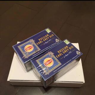 ロシアンアールグレイ リプトン 日本未発売(茶)