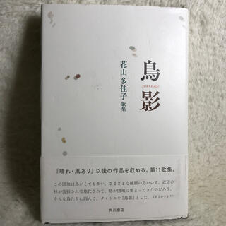 鳥影 花山多佳子歌集(文学/小説)