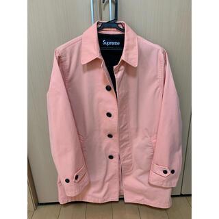 シュプリーム(Supreme)のsupreme 14ss work trench coat(トレンチコート)