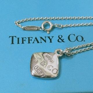 ティファニー(Tiffany & Co.)のティファニー モンタージュクッションネックレス(ネックレス)