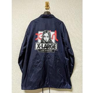 XLARGE - XLARGE × X-GIRL コラボ コーチジャケット