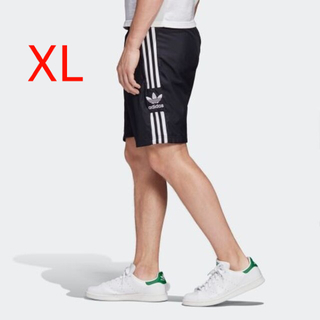 adidas - 【新品未使用】 アディダスオリジナルス ショーツ ブラック XLサイズ