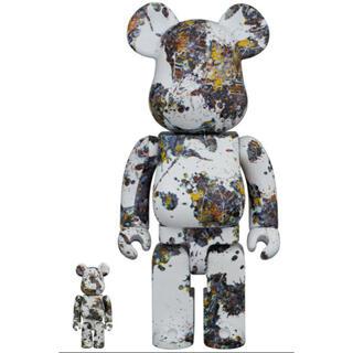 メディコムトイ(MEDICOM TOY)のベアブリック  Jackson Pollock Studio(SPLASH)(その他)