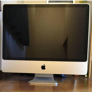 Mac (Apple) - iMac 24インチ Early 2008