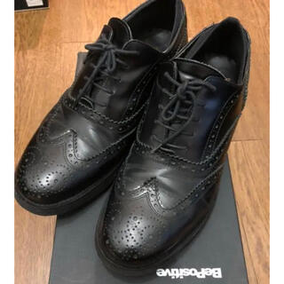 ユニフォームエクスペリメント(uniform experiment)のユニフォームエクスペリメント レザーシューズ 革靴 スニーカー UE(スニーカー)