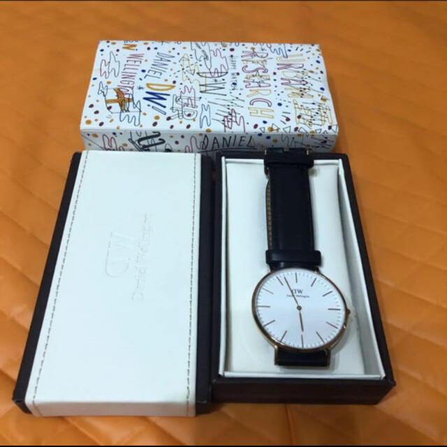 Daniel Wellington(ダニエルウェリントン)のDaniel Wellington 40mm  メンズの時計(腕時計(アナログ))の商品写真