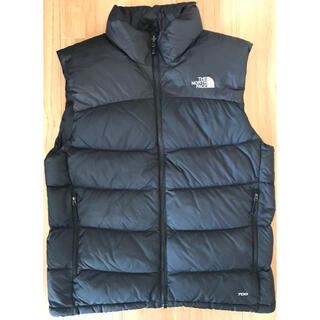 THE NORTH FACE - THE NORTH FACE ヌプシ ダウンベスト
