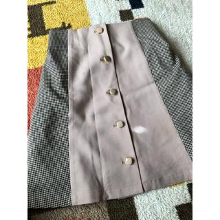 マジェスティックレゴン(MAJESTIC LEGON)の美品スカート(ミニスカート)