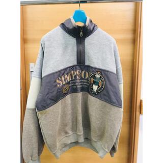 シンプソン(SIMPSON)の【SIMPSON】BIG ロゴ  トレーナー(その他)