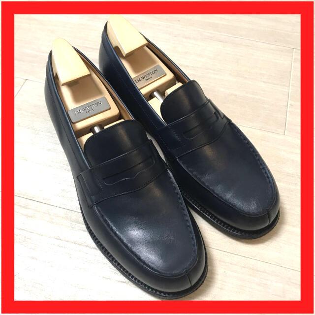 J.M. WESTON(ジェーエムウエストン)のJ.M. Weston 180シグネチャーローファー ジェイエムウェストン メンズの靴/シューズ(ドレス/ビジネス)の商品写真