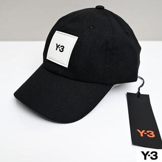 Y-3 - 新品 2021SS Y-3 SQUARE LABEL CAP