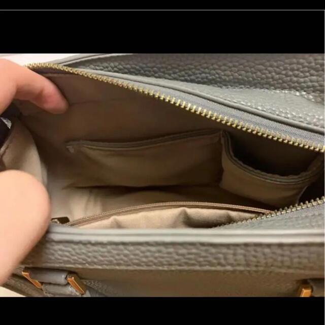 PLAIN CLOTHING(プレーンクロージング)の2wayスクエアショルダーバッグ/ハンドバッグ レディースのバッグ(ショルダーバッグ)の商品写真