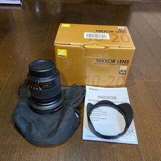Nikon - Nikon AF-P DX 10-20F4.5-5.6G VR