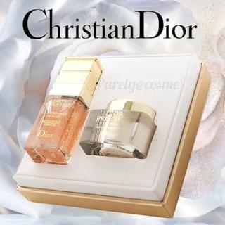 Dior - 【Dior】ディオールプレステージ マイクロ ユイル ド ローズ セラム キット